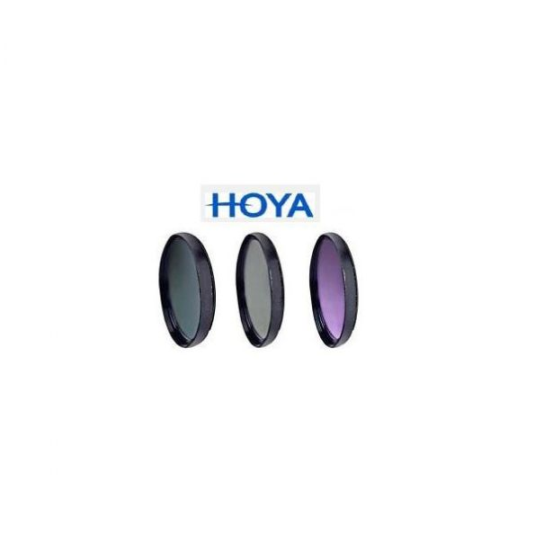 Hoya 3 Piece Multi Coated Glass Filter Kit (82mm)