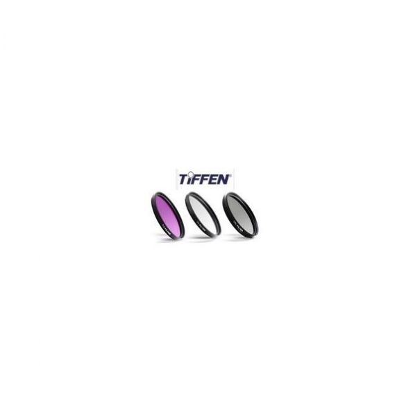 Tiffen 3 Piece Multi Coated Filter Kit (82mm)