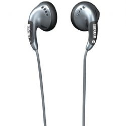 Maxell Slvr Stereo Earbuds