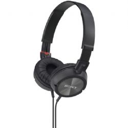 Sony Zx Stereo Hdphns Black