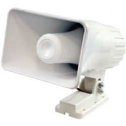 Pylehome 6in In/out 50w Pa Hrn Spk