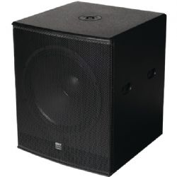 Gemini 18in Powered Subwoofer