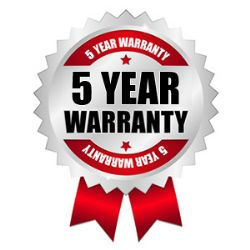 Repair Pro 5 Year Extended Appliances Coverage Warranty (Under $1000.00 Value)