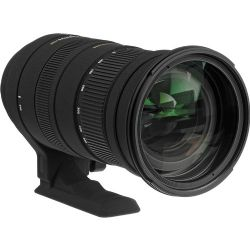 Sigma 50-500mm f/4.5-6.3 APO DG OS HSM Lens for Canon