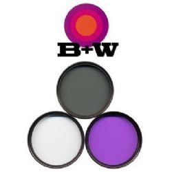B+W 3 Piece Multi Coated Digital Filter Kit (62mm)