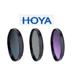 Hoya 3 Piece Multi Coated Glass Filter Kit (62mm)