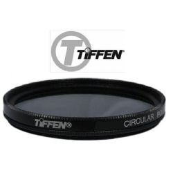 Tiffen CPL ( Circular Polarizer )  Multi Coated Glass Filter (62mm)