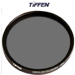 Tiffen CPL ( Circular Polarizer ) Filter (37mm)