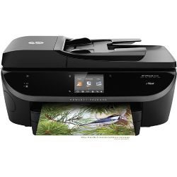 HP - Officejet OJ 8040 Wireless All-in-One Printer