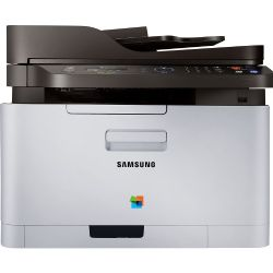 Samsung - Xpress SL-C460FW Wireless Color All-In-One Printer