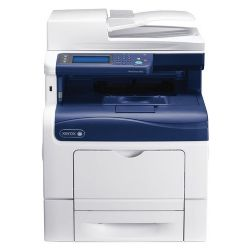 Xerox - WorkCentre 6605 Color All-In-One Laser Printer