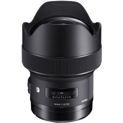 Sigma 14mm f/1.8 DG HSM Art Lens for Canon