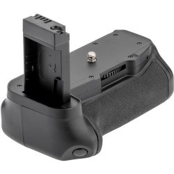 Precision BG-C15 Battery Grip for Canon Rebel T7i and 77D